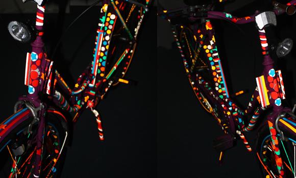 fahrrad reflektor aufkleber